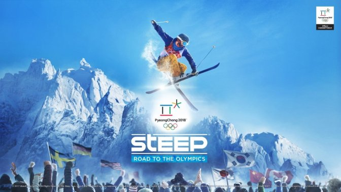STEEP: Road to the Olympics – Releasetermin verkündet
