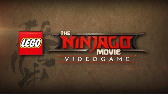 LEGO NINJAGO MOVIE VIDEOGAME – neuer Trailer zur Ninja-Beweglichkeit