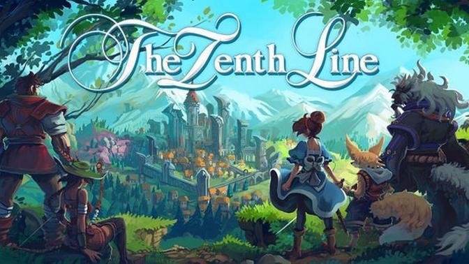 THE TENTH LINE – Gameplay-Trailer zeigt erste Eindrücke