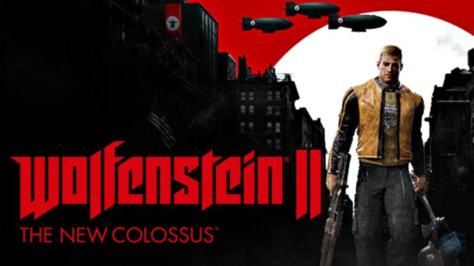 """WOLFENSTEIN II: The New Colossus – neuer Trailer """"German …or Else!"""" veröffentlicht"""