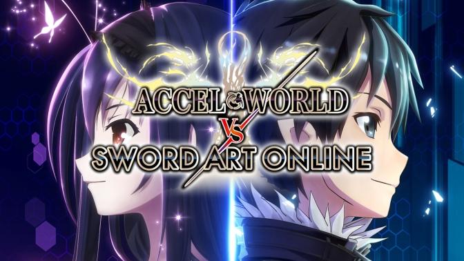 [ TEST ] Accel World vs. Sword Art Online