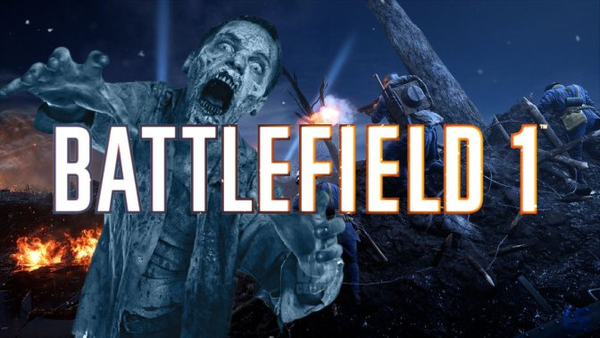 BATTLEFIELD 1 – wir klären das Gerücht um den Zombie-Modus auf