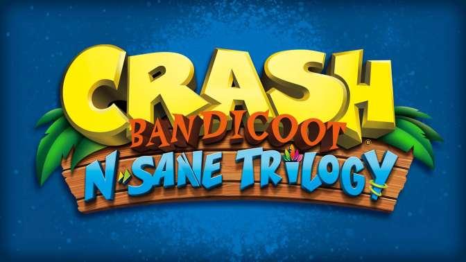[ TEST ] CRASH BANDICOOT N.Sane Trilogy