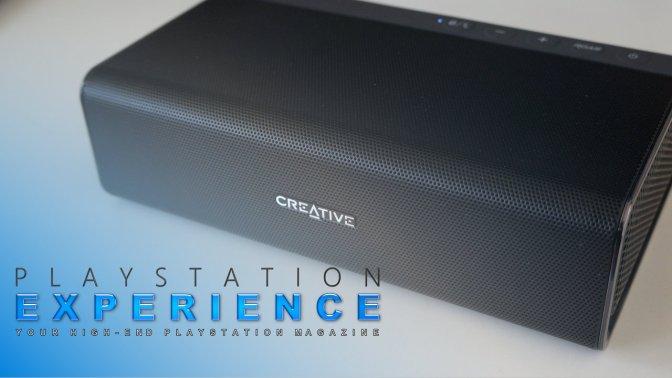 [ TEST ] CREATIVE Soundblaster ROAR PRO – der Ghettoblaster für die PS4