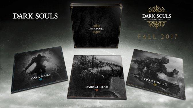 DARK SOULS –  The Vinyl Trilogy angekündigt