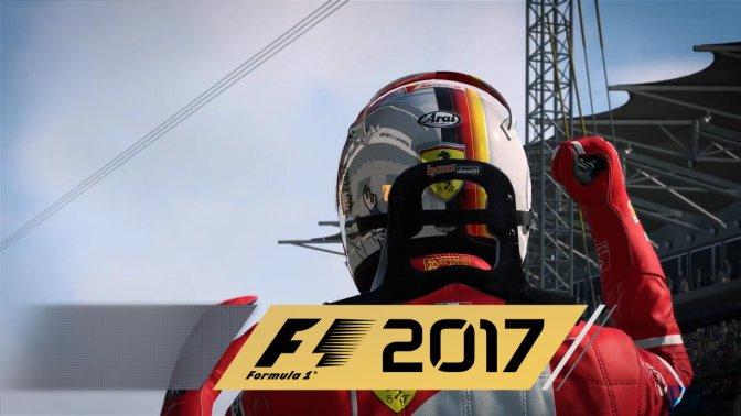 F1 2017 – alle unterstützten Lenkräder gelistet