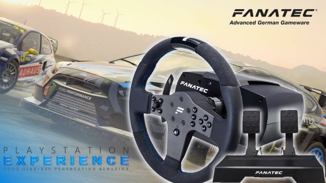 FANATEC CSL ELITE Wheel – Hands On with Dirt 4