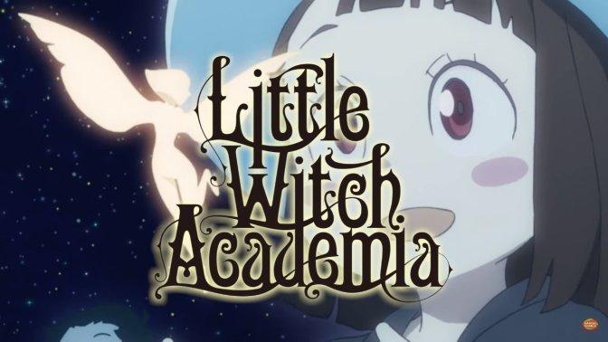 LITTLE WITCH ACADEMIA: CHAMBER OF TIME – Story Trailer veröffentlicht