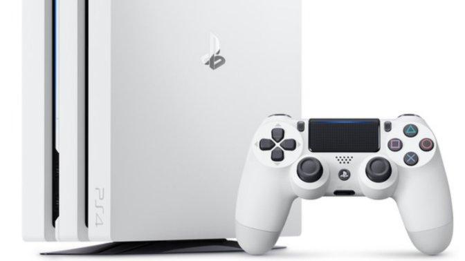 PLAYSTATION 4 – PS4 Pro Destiny Glacier White Edition angekündigt