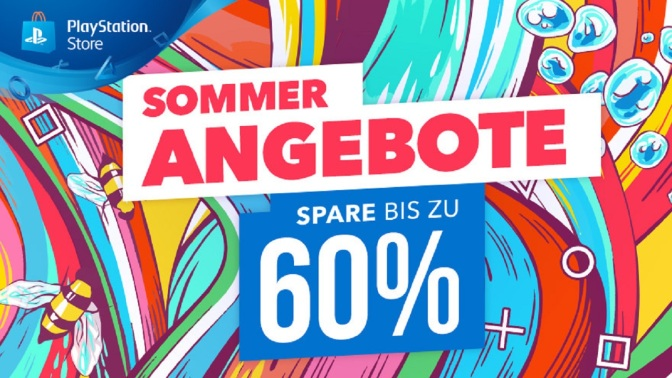 PLAYSTATION STORE – Summer Sale gestartet
