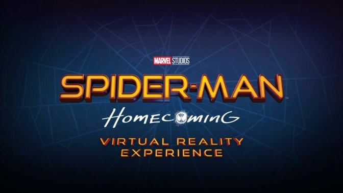 [ VR TEST ] SPIDER-MAN HOMECOMING VR