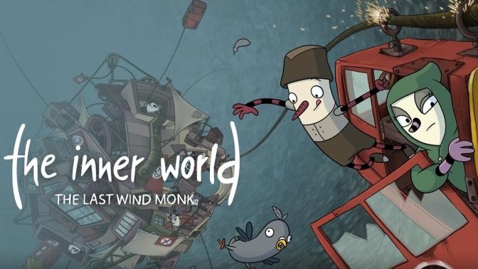 THE INNER WORLD: Der letzte Windmönch – Story-Trailer liefert neue Eindrücke