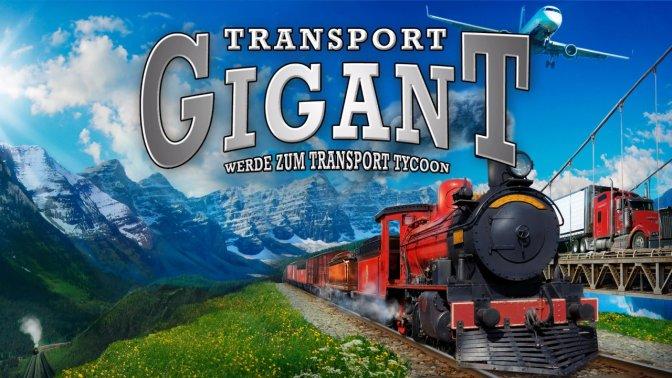 [ TEST ] TRANSPORT GIGANT