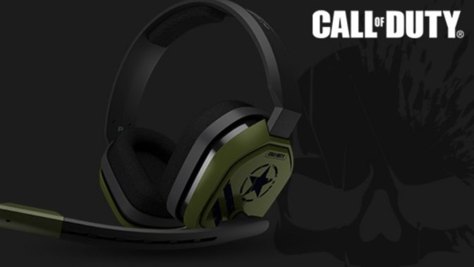 ASTRO GAMING – neues Call of Duty: WWII A10 Headset vorgestellt