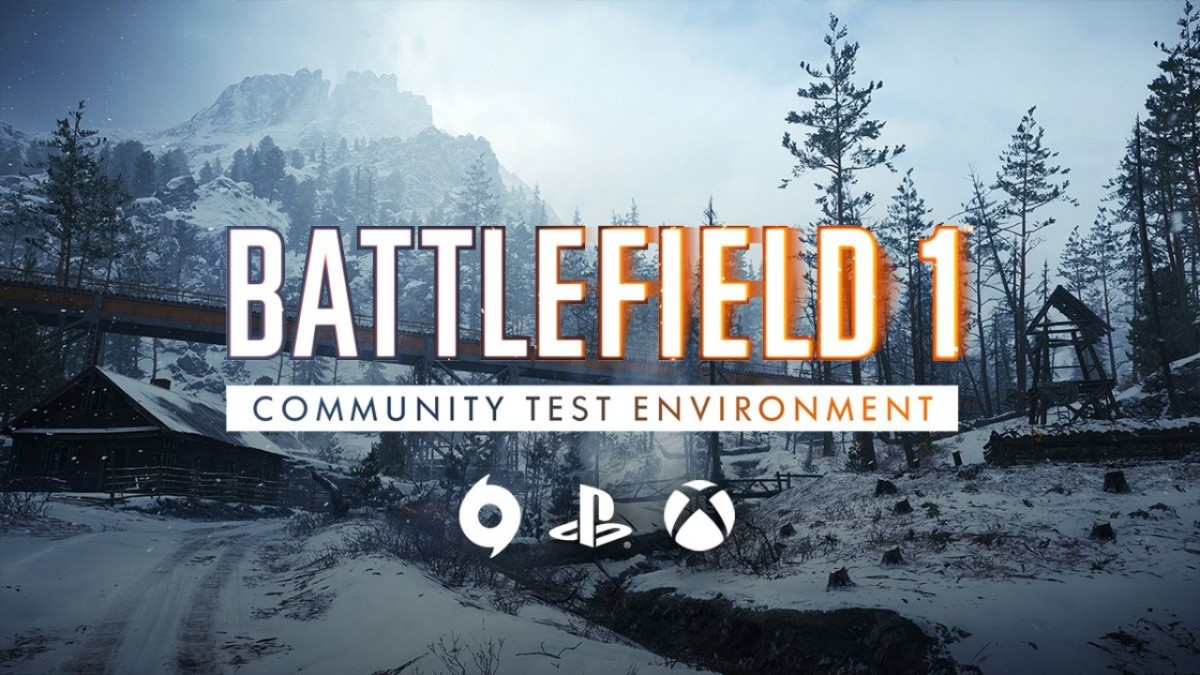 BATTLEFIELD 1 CTE - Patch 1.02 erschienen