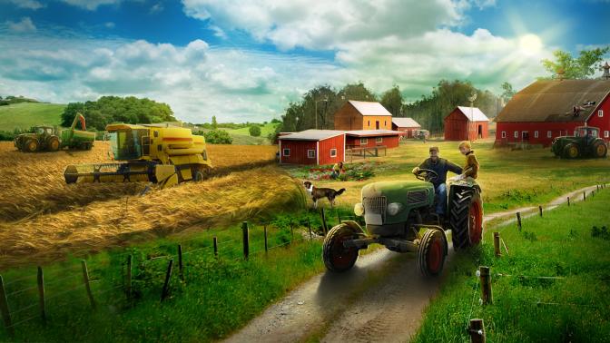 FARMER'S DYNASTY – neue Farming-Simulation angekündigt