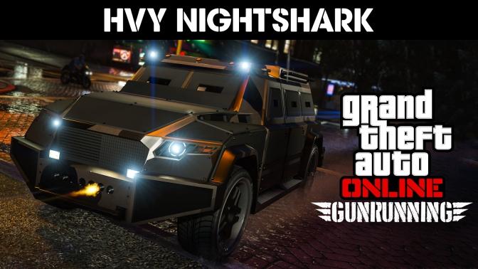 "GTA ONLINE – HVY Nightshark sowie ""Overtime Shootout"" verfügbar, GTA$- & RP-Boni & mehr"