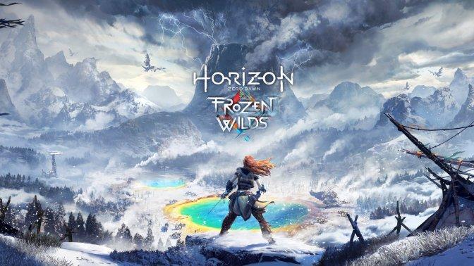 """HORIZON ZERO DAWN – Erweiterung """"The Frozen Wilds"""" erscheint im November"""
