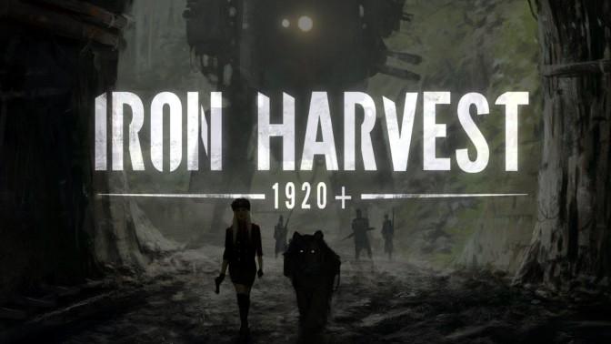 IRON HARVEST – Gameplay-Teaser zum  Echtzeit-Strategiespiel veröffentlicht