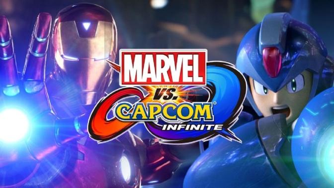 MARVEL VS. CAPCOM INFINITE – Story Trailer, neue Spielmodi & Charaktere