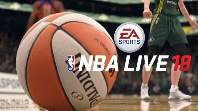 NBA LIVE 18 – Coverstar bekannt und Demo ab sofort verfügbar
