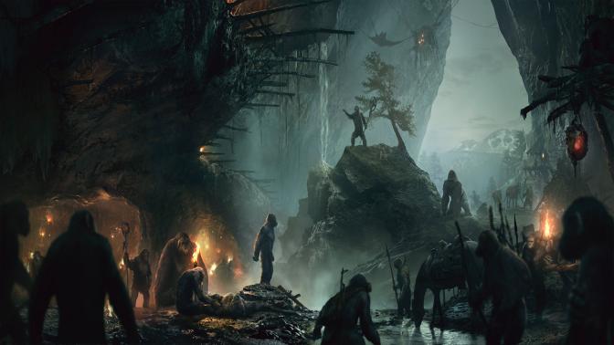 PLANET DER AFFEN: Last Frontier – neues Spiel für PS4 angekündigt