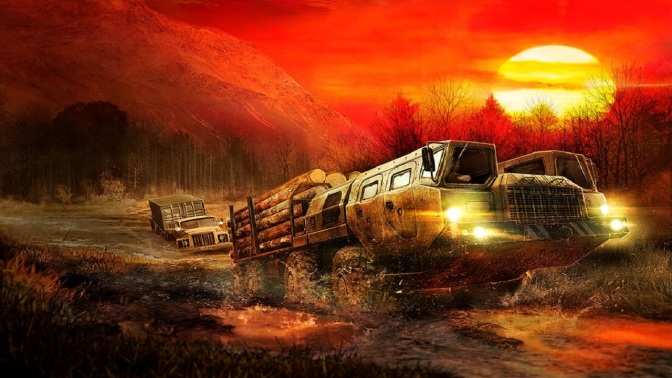 SPINTIRES: MudRunner – mit Reveal-Trailer angekündigt