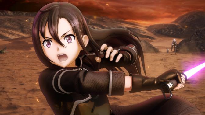 #PROJEKT1514 – offiziell als Sword Art Online: Fatal Bullet enthüllt