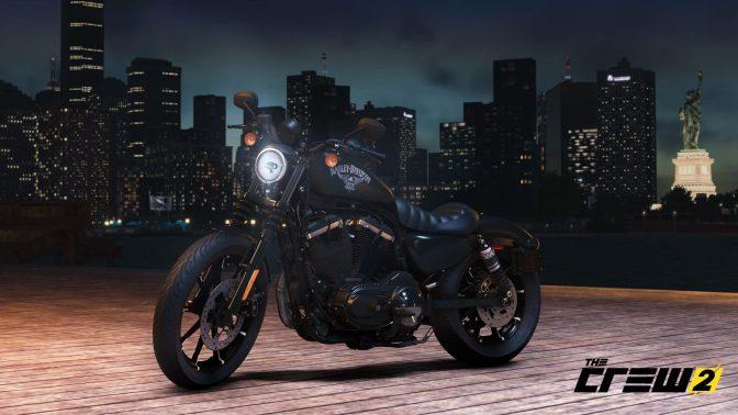 THE CREW 2 – Harley-Davidson Motorräder bestätigt