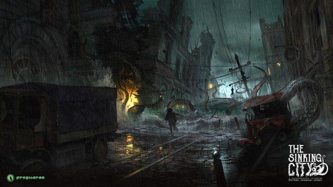 THE SINKING CITY – Bigben Interactive & Frogwares kündigen Lovecraft-Adventure an