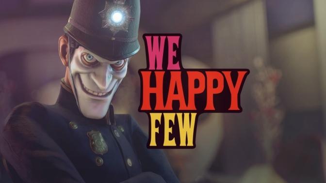 WE HAPPY FEW – PS4-Version mit Trailer angekündigt